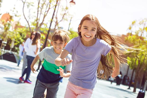 Фото №1 - Детский отдых в Дубае: куда пойти с ребенком