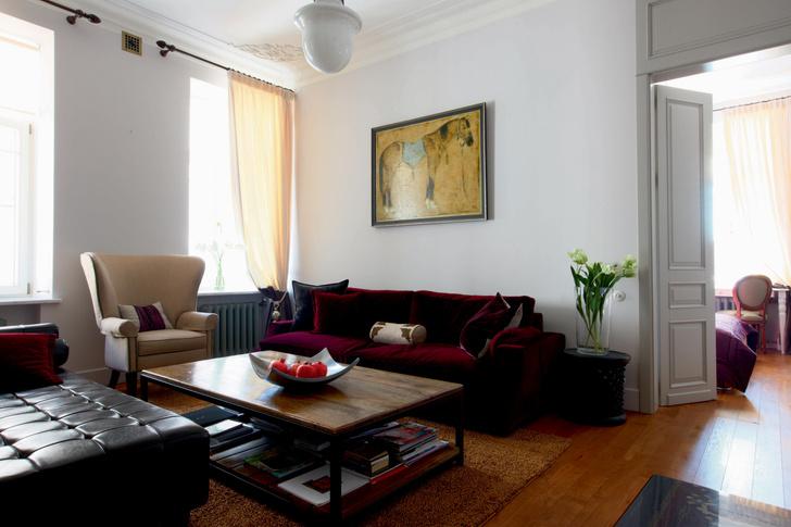 Фото №3 - Из архивов ELLE DECORATION: московская квартира Софико Шеварнадзе
