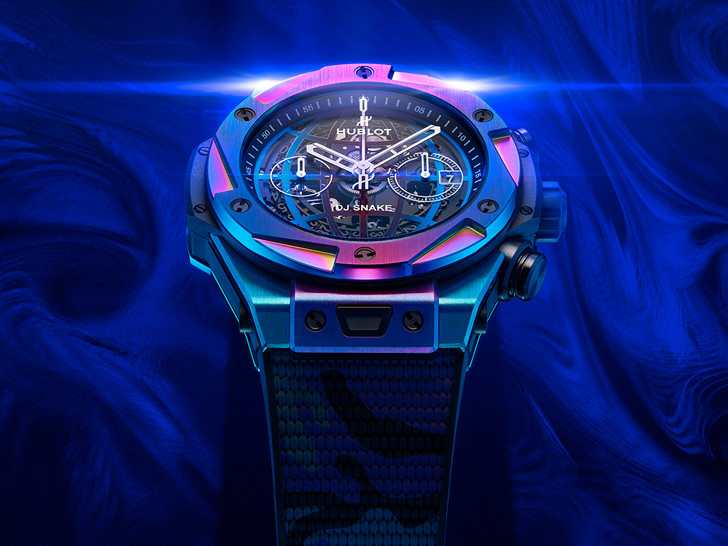 Фото №3 - Сила музыки: Hublot выпустил часы совместно с DJ Snake
