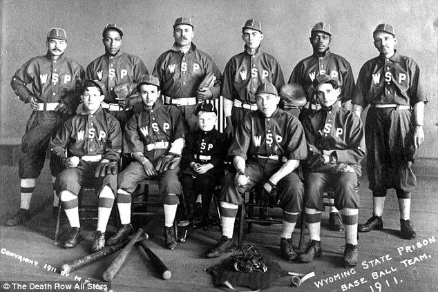 Фото №1 - Бейсбол перед эшафотом: как заключенные из камеры смертников чуть не стали чемпионами Америки