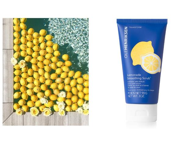 Фото №1 - Лимонный скраб для мягкого пилинга кожи