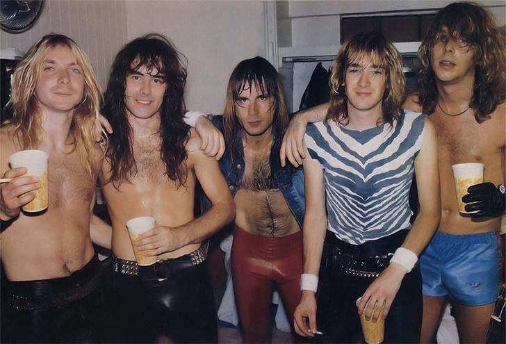 Фото №3 - 6 рок-групп, которые вдруг стали лучше после потери товарища