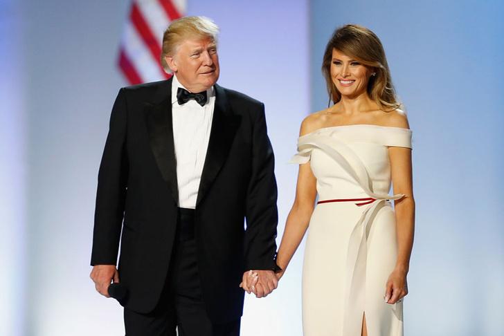 Фото №11 - Как Мелания отбила Дональда Трампа у молодой красивой миллиардерши в первый же вечер знакомства