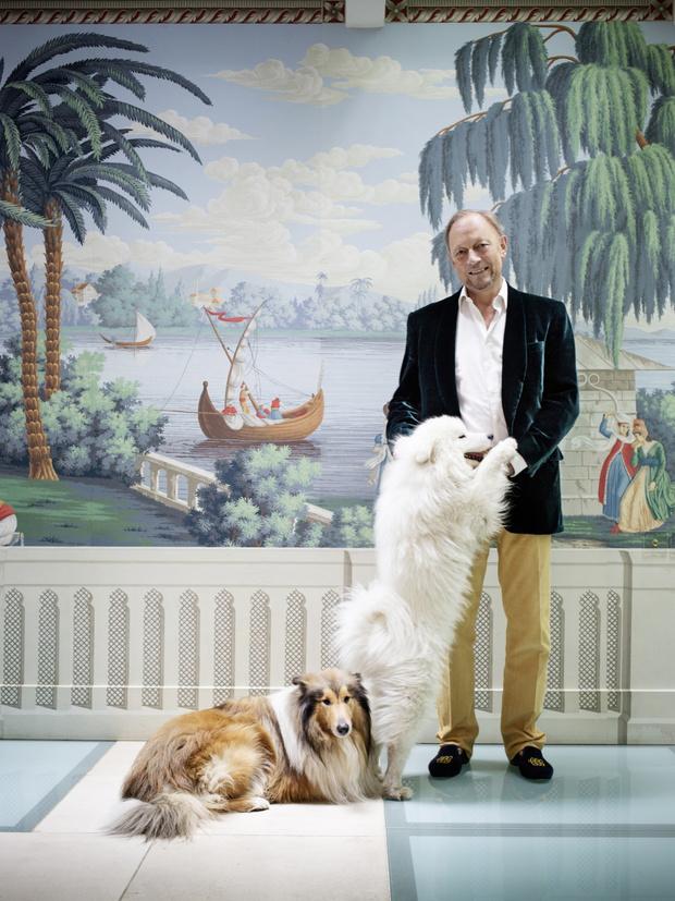 Фото №1 - Чувство прекрасного: интервью с Клодом Сесилом Гурне