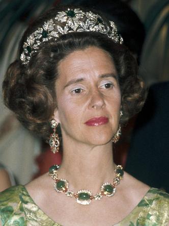 Фото №10 - Самые роскошные и дорогие тиары королевской семьи Бельгии