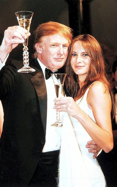 Фото №1 - Что происходит с браком Дональда и Мелании Трамп: факты, сплетни, прогнозы специалистов