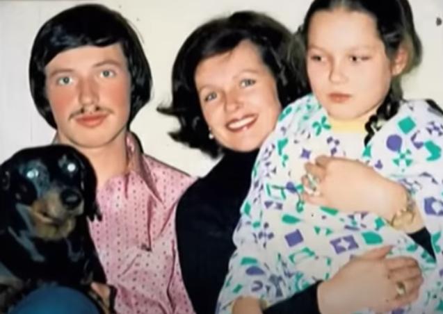 Наталья Фатеева, дети, фото