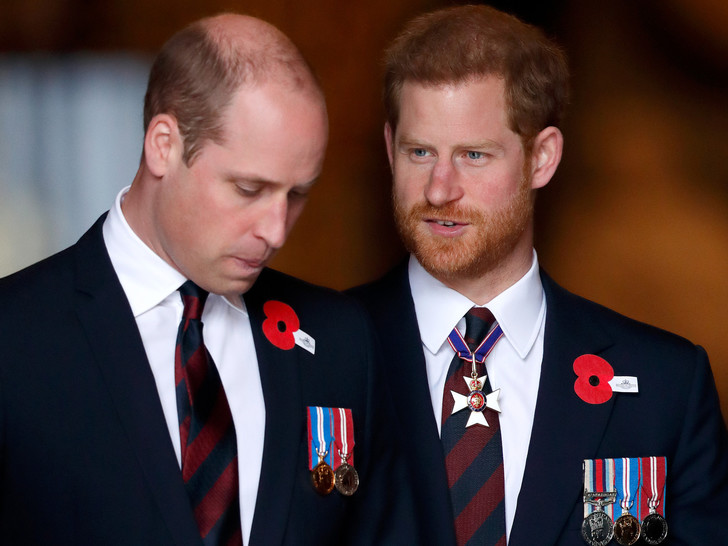 Фото №1 - Ничто не поможет: как Гарри и Уильям дали всем понять, что их отношения уже не спасти