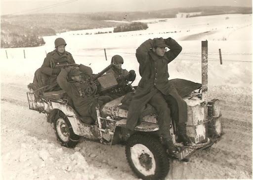 Фото №6 - Конец операции «Гриф»: как немцы в американскую униформу переодевались и что из этого вышло