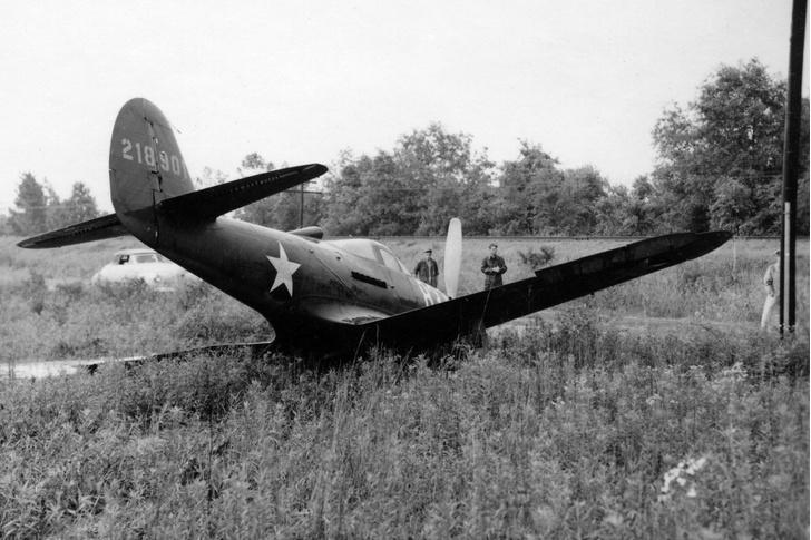 Фото №7 - «Аэрокобра» Покрышкина: американская хищница для советских асов