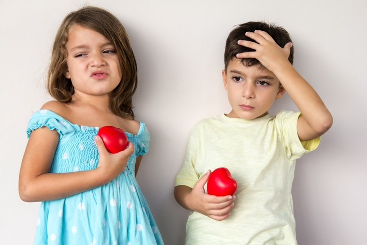 Фото №2 - Первая любовь в детском саду: как поддержать кроху?