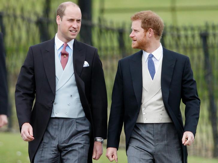 Фото №1 - Начало конца: как развод родителей повлиял на отношения Гарри и Уильяма