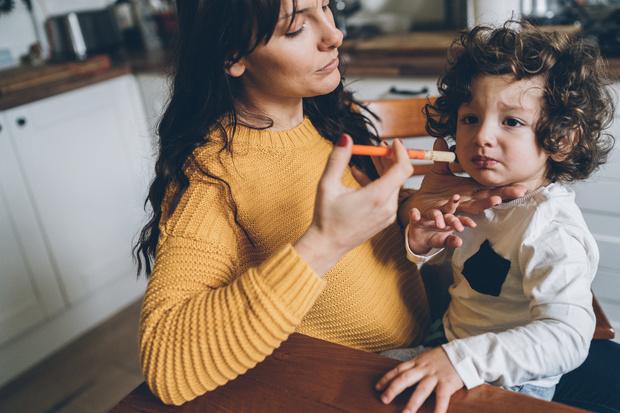 Фото №2 - Как заставить ребенка выздороветь как можно быстрее