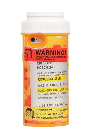 Чехол для мобильного Moschino