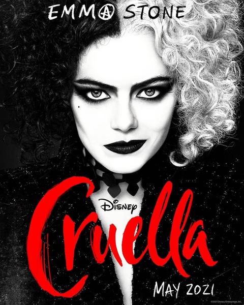 Фото №3 - Эмма Стоун ответила на сравнения Круэллы с Джокером