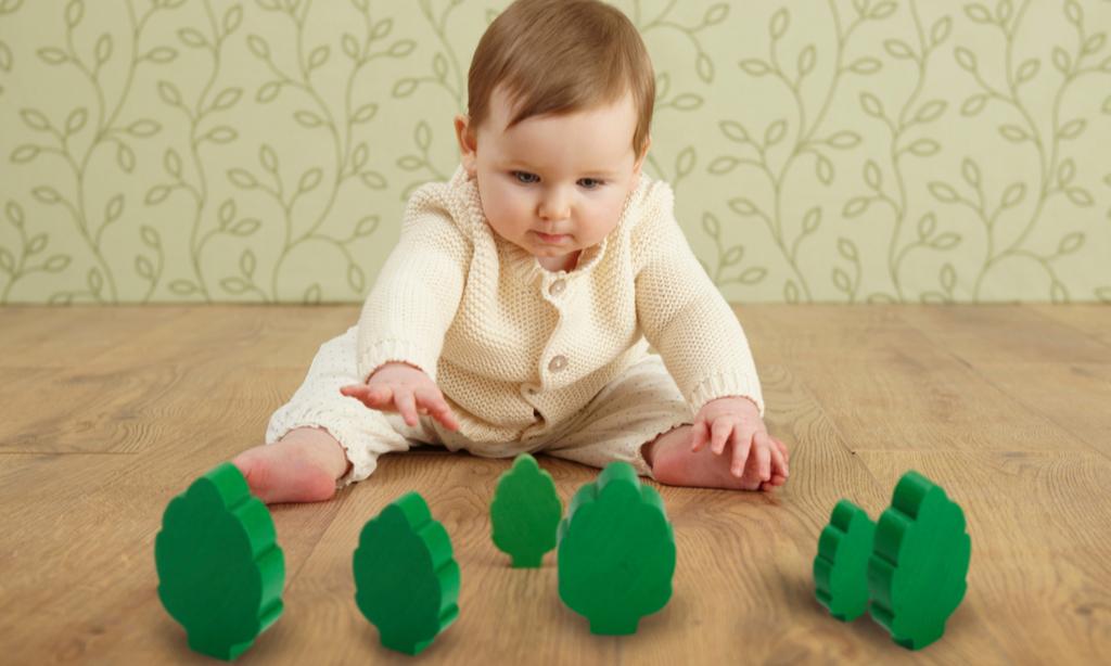 Первые три года: как развивается интеллект малыша, начиная с рождения