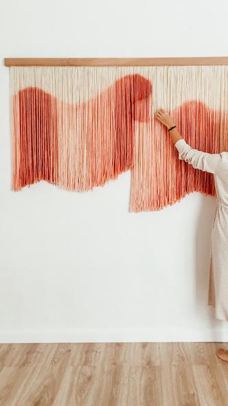 Фото №8 - Новые имена: текстильные панно Дарьи Горн