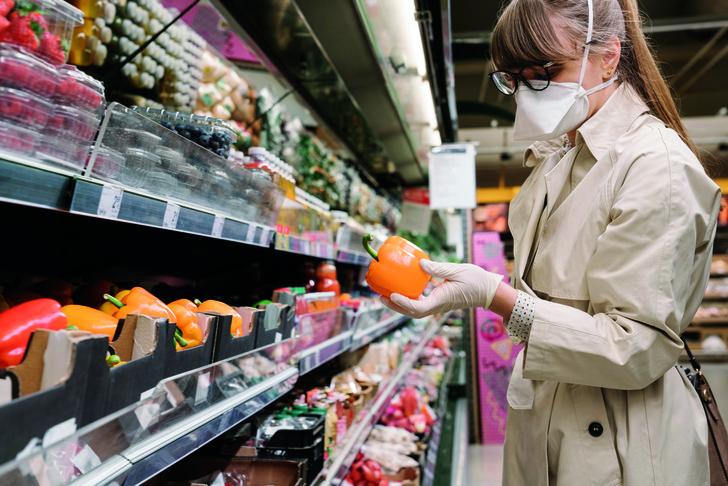 Фото №1 - Названа самая грязная поверхность в супермаркете