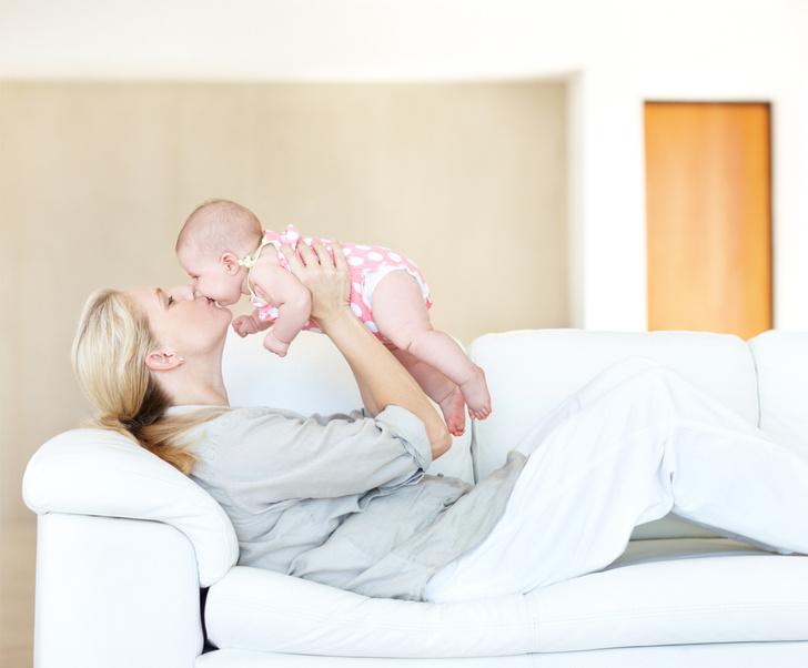 Фото №1 - 8 важных моментов в развитии малыша до года: на что должно хватить ваших нервов