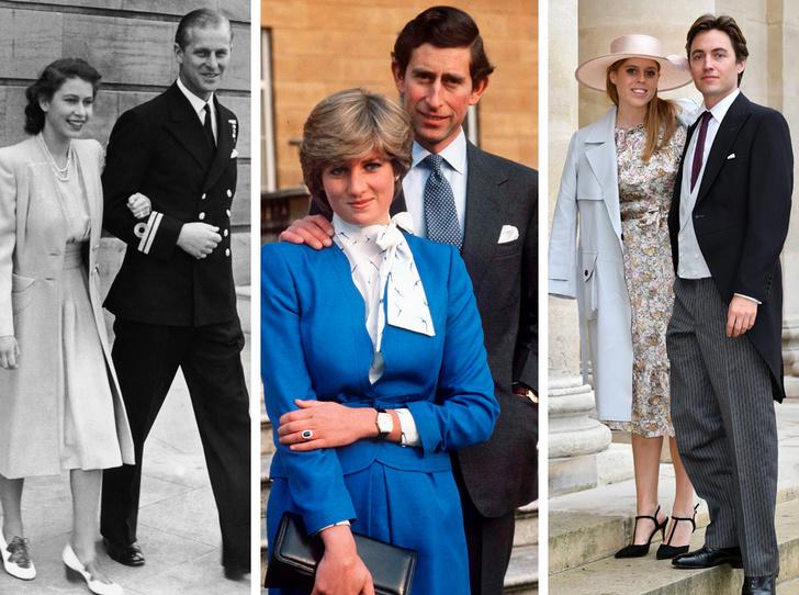 Фото №1 - Кто старше: знаменитые королевские пары и их разница в возрасте