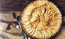 Яблочный тарт: 2 вкусных рецепта