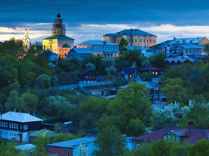 Фото №7 - Путешествие для двоих: 10 российских городов, где стоит провести романтические выходные