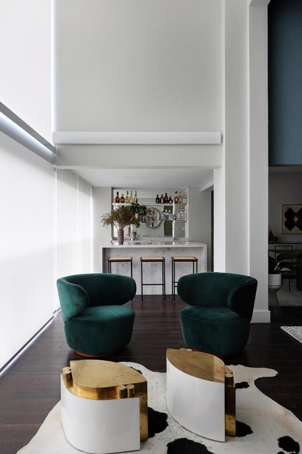 Фото №8 - Квартира с винтажной мебелью в Сан-Паулу