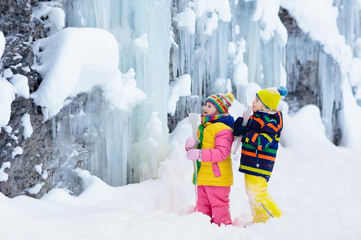 Фото №1 - Идем на прогулку: 7 фактов о снеге