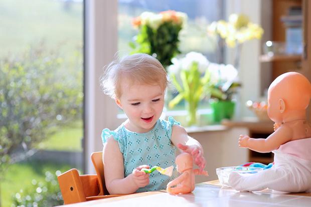 Фото №1 - Игрушки для маленьких девочек