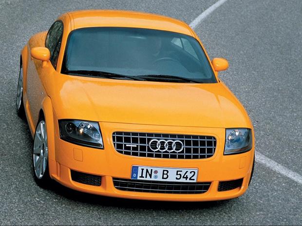Фото №7 - Восемь Audi, которые потрясли мир