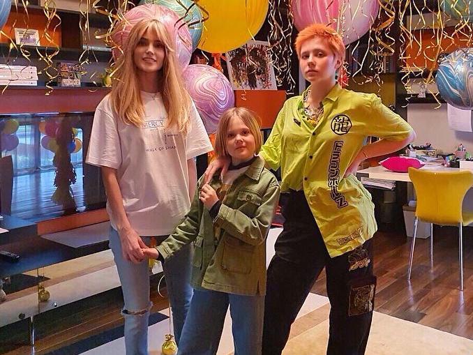 Глюкоза, Наталья Ионова, последние новости, фото, дети, 14-летнюю дочку Глюкозы не узнали в новом образе