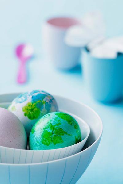 Фото №3 - Пасхальные яйца: восемь вариантов украшений