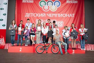 Фото №3 - Состоялся I Детский Чемпионат сети World Class - 2012!