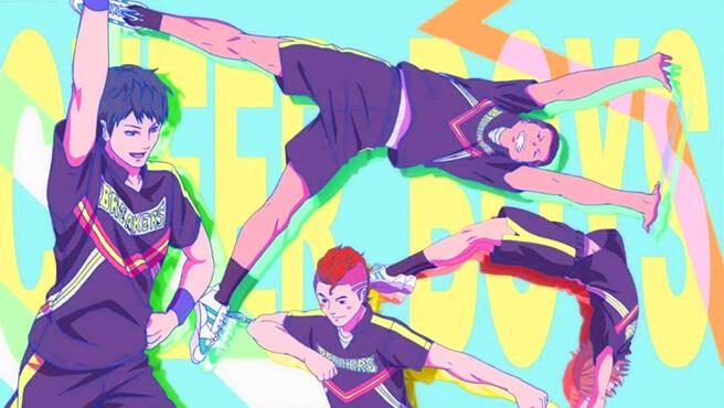 Фото №9 - Топ-10 аниме про спорт 🤾♂️