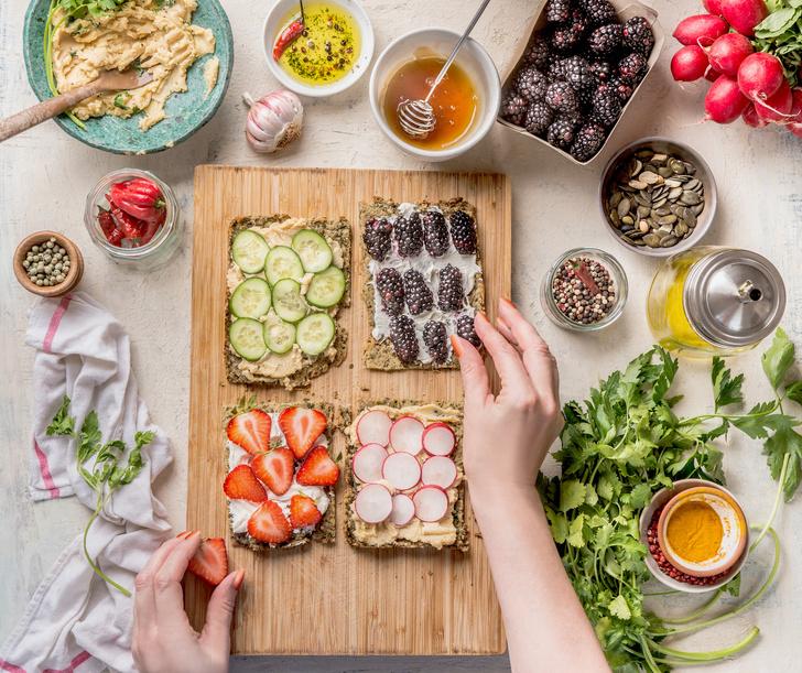 Фото №1 - Диета 5 столовых ложек научит есть меньше без чувства голода