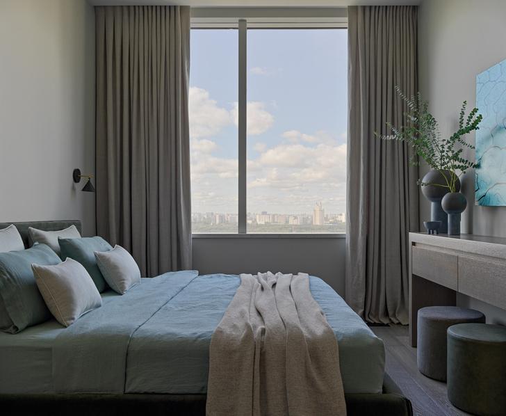 Фото №11 - Витает в облаках: квартира на 26 этаже в Москве