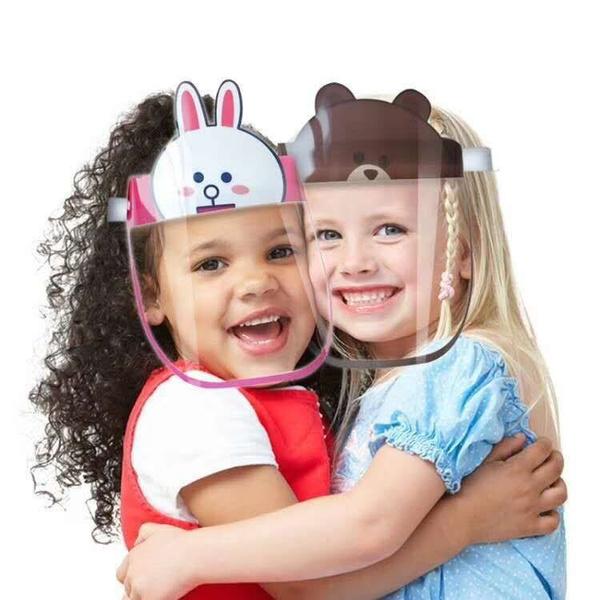 защитная маска для детей
