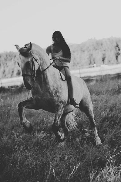 Фото №54 - Девушки на коне: самые романтичные наездницы Ульяновска