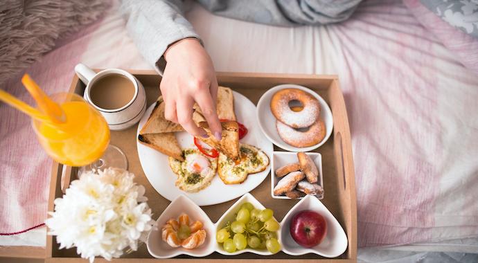 8 полезных зимних завтраков