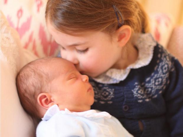 Фото №6 - Ее Высочество Шарлотта: 10 любопытных фактов о юной принцессе