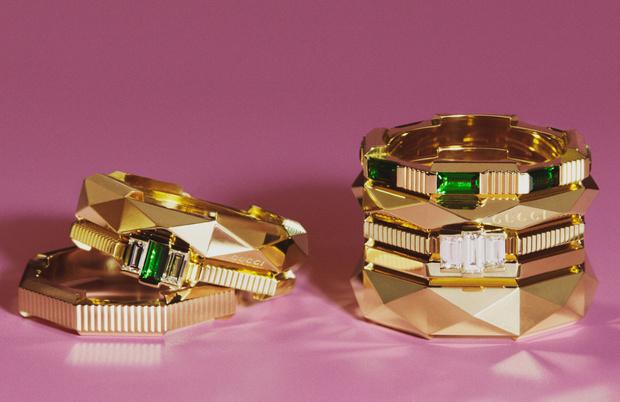 Фото №7 - Gucci показали коллекцию украшений, с помощью которых легко признаться в любви