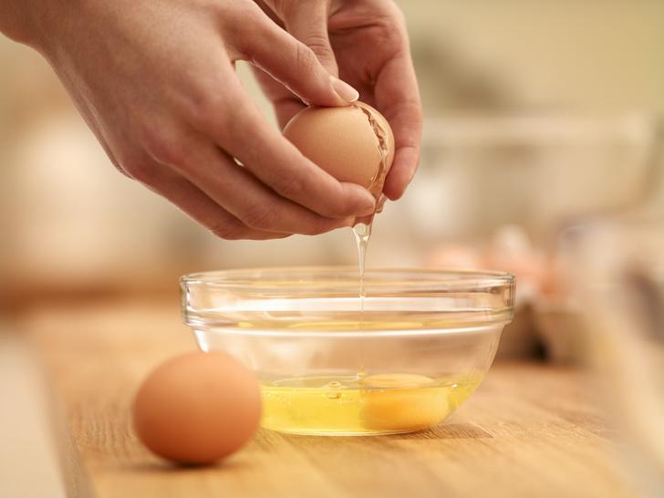 водка с яйцом