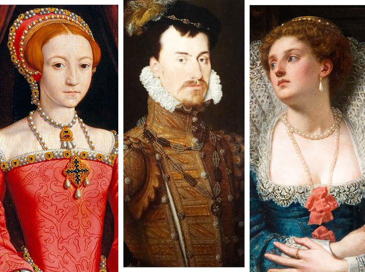 Фото №1 - Королева, ее фаворит и его жена: история любовного треугольника, который закончился трагически для всех