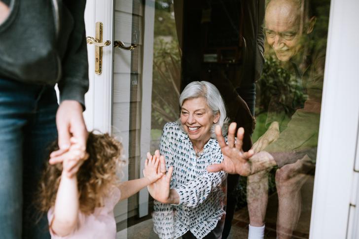 развод, не дают видеться с внуком, конфликт с невесткой, отношения, что делать если не дают видеться с внуком