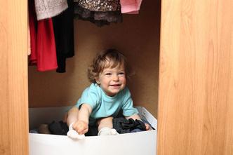 Фото №1 - Секрет в шкафу