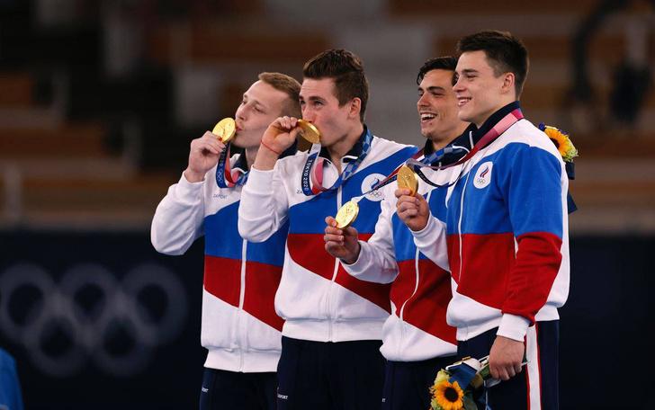 Фото №1 - Российские спортсмены уделывают (почти) всех на Токио-2020