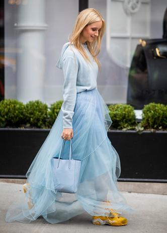 Фото №3 - С чем носить юбки макси: 7 универсальных сочетаний на любой случай