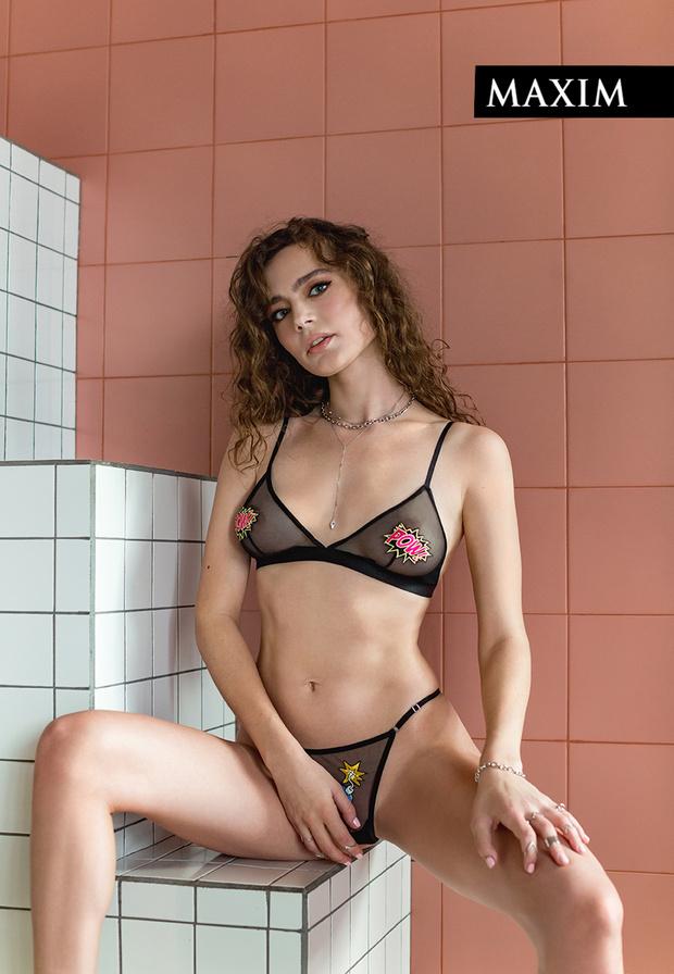 Фото №1 - А вот и он! Вестник «100 самых сексуальных женщин страны»: новый выпуск