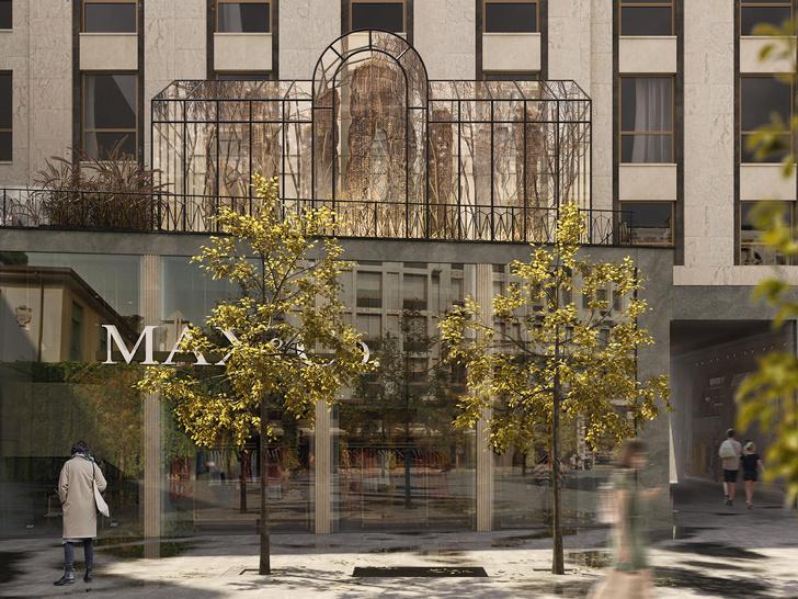 Фото №2 - Бумажная оранжерея: что нужно знать об инсталляции Евы Жоспин, победившей в конкурсе Max Mara