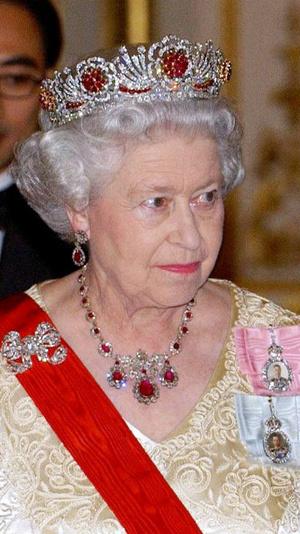 Фото №5 - Тысячелетняя традиция Виндзоров, которой до сих пор верна Елизавета II